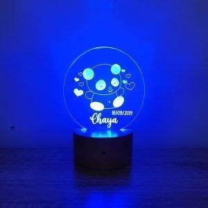 Lampe personnalisée – Panda